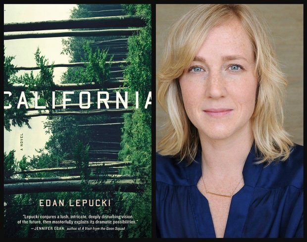 California author Edan Lepucki: Fiction stops us seeing people as statistics