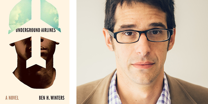 Author Ben Winters on writing and #resisting
