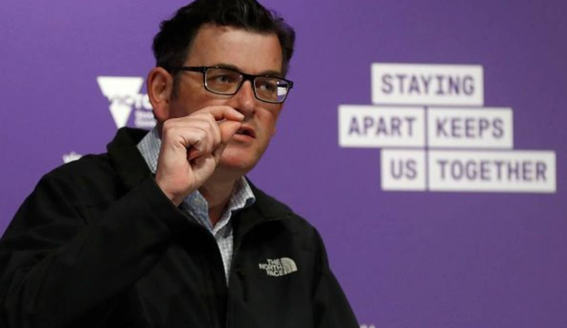 Sad but true: Melbourne has been in an abusive relationship with Daniel Andrews